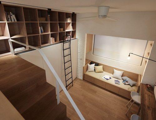 Menata Apartemen Studio